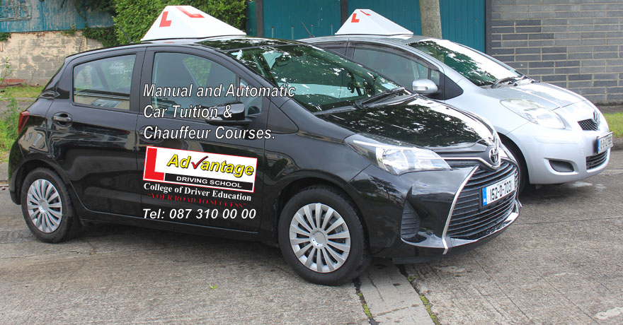 Automatic and Manual Driving lessons in Balbriggan