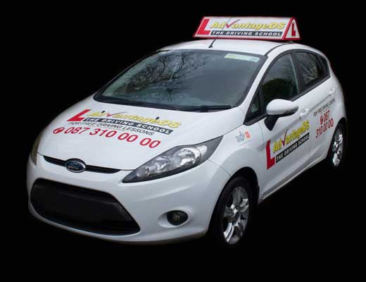 Advantage a Driving School Driving Lessons in Dublin Car