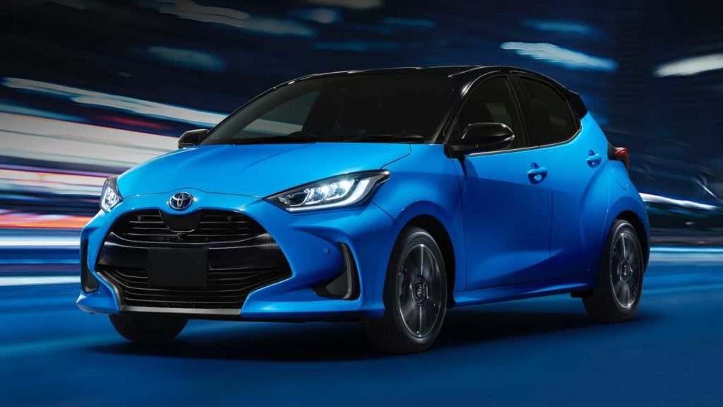 All new 2020 Toyota Yaris
